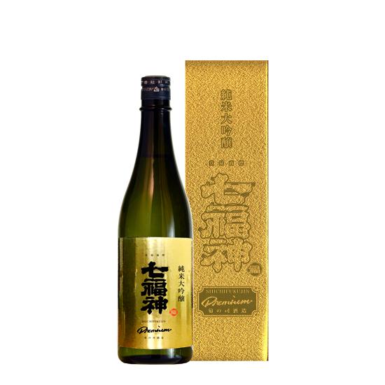 七福神 純米大吟醸 PREMIUM720ml