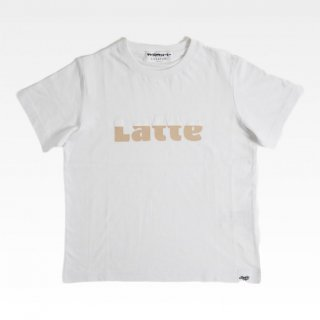 TRSC × KAGAFURI  LATTE T-SHIRT