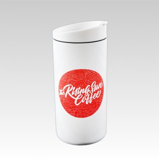 TRSC 12oz TRAVEL TUMBLER[RED]