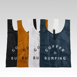 TRSC COFFEE&SURFING ECO BAG