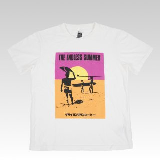 TRSC×ENDLESS SUMMER オリジナルTEE[RED]