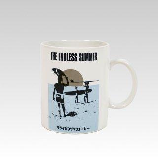 TRSC×ENDLESS SUMMER オリジナル14oz BIG MUG [BLUE]