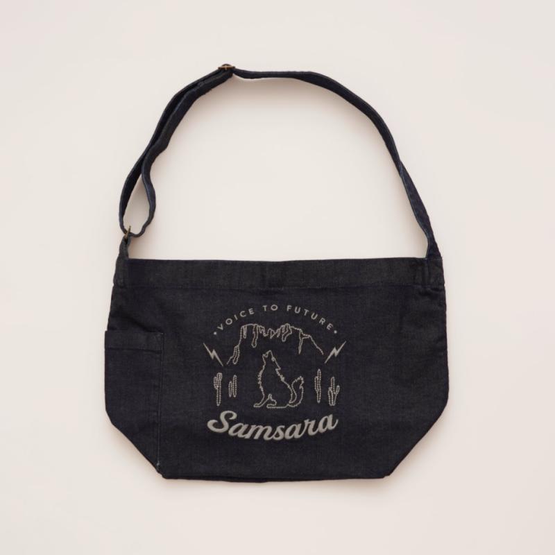 VTF Shoulder Bag  (2Colors)