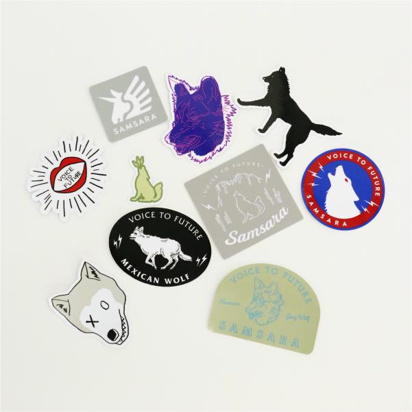 VTF Sticker Set
