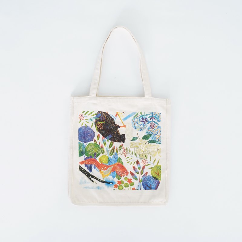 Story Tellers Tote Bag (North)