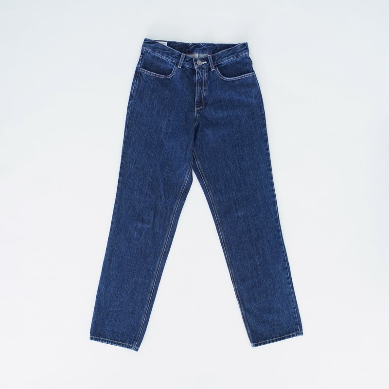 Denim Wide Pants (South)
