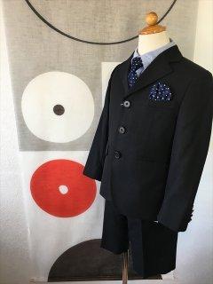 (B-110-16)ミキハウスの上質なスーツ110cm