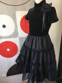 (G-110-15)BEBEのドレス110cm