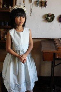 (G-120-51)mille feuill上品なドレス120cm