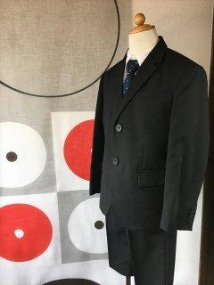 (B-130-11)コムサイズムスーツ(青)130cm