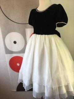 ◆送料お得プラン商品◆(G-130-40)ボリュームたっぷりドレス130cm