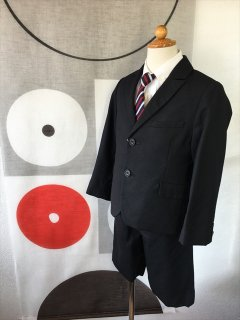 (B-110-30)コムサイズムのスーツ110cm