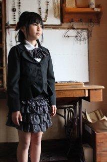 (G-130-58)メゾピアノのスーツ130cm