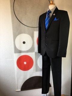 (B-140-21)ミチコロンドンのスーツ140cm