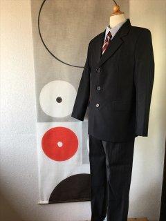(B-140-24)フォーマルベスト付スーツ140cm