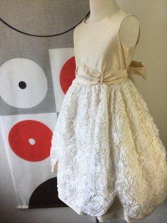 (G-130-83)バラのドレス130cm