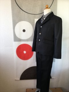 (B-130-17)ロングパンツのスーツ130cm