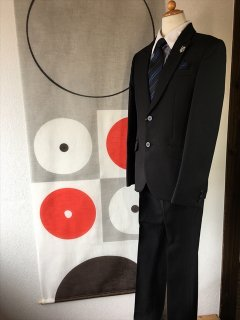 (B-160-13)Michiko Londonスーツ160cm