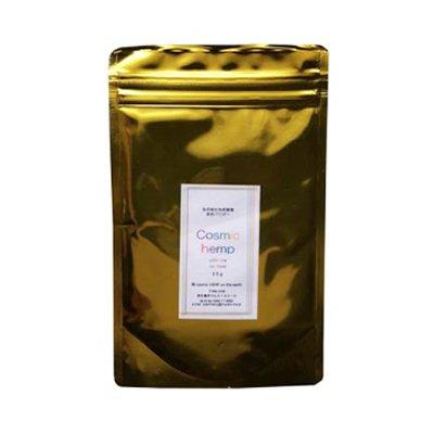 【COSMIC HEMP】EM-S酵素活性麻炭パウダー プリミティブレインボー(ヒマラヤ産原種)50g