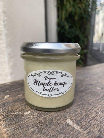 【marugo original】 vegan maple hemp butter