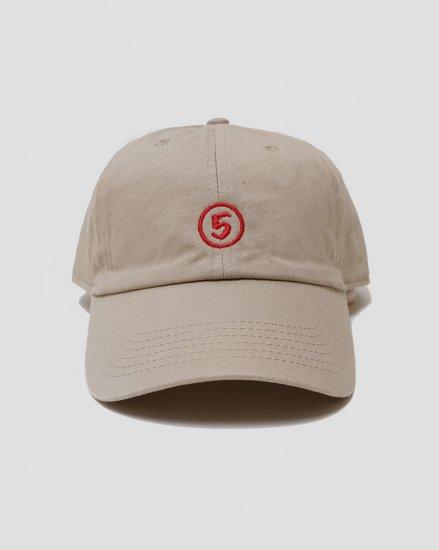 【マルゴオリジナル】LOGO LOW CAP