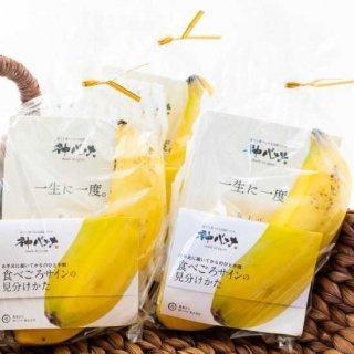 神バナナ  3本セット