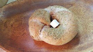 全粒粉100%ハーブミックスチーズ