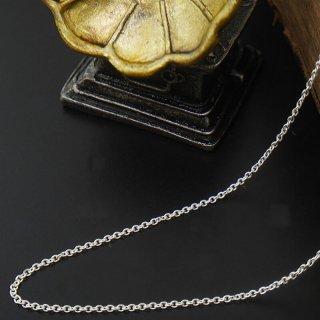 Surgical Necklace|サージカルネックレス|小豆(あずき)|ステンレスネックレス|20inch 1.7mm×508mm|金属アレルギーでも安心