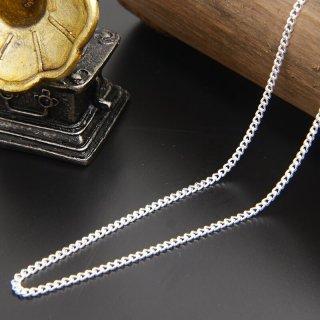 Surgical Necklace|サージカルネックレス|喜平(きへい)|ステンレスネックレス|1.7mm×406mm 16インチ|金属アレルギーでも安心