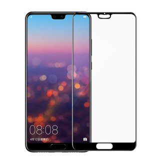 Huawei P20 lite用 強化ガラスフィルム 全面保護0.33mm 黒(業務用 500枚入り)<img class='new_mark_img2' src='https://img.shop-pro.jp/img/new/icons51.gif' style='border:none;display:inline;margin:0px;padding:0px;width:auto;' />