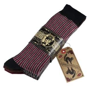 GANGSTERVILLE [-THUG - SOX (3-PACK)-]