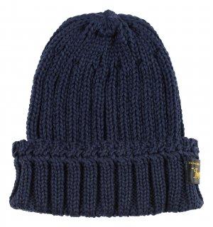 TROPHY CLOTHING [-Low Gauge Knit Cap- Navy]