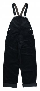 TROPHY CLOTHING [-Cord Low Back- Black w.30,32,34,36]