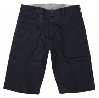 TROPHY CLOTHING [-40 Civilian Shorts- Navy w.30,32,34,36]