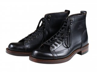 GLAD HAND & Co.-USA BOOTS [-GH - WALKLINE- BLACK size.7,8,9,10]