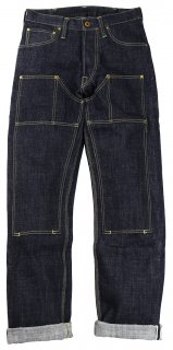 TROPHY CLOTHING [-KNOCK 別注 1606KN W Knee Standard Dirt Denim- w.28,30,31,32,33,34,36,38,40,42]