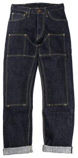 TROPHY CLOTHING [-KNOCK 別注 1606KN W Knee Standard Dirt Denim- w.28,30,31,32,33,34,36,38,40,42]