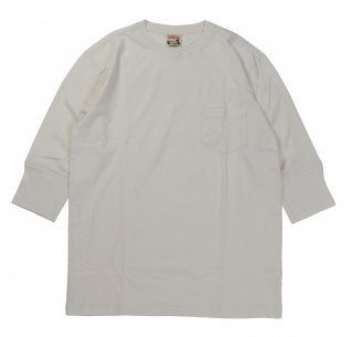GLAD HAND [GLAD HAND-16 -HALF SLEEVE POCKET T-SHIRTS- WHITE size.S,M,L,XL,2XL]