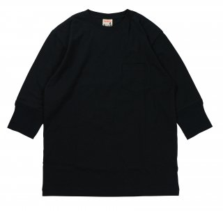 GLAD HAND [GLAD HAND-16 -HALF SLEEVE POCKET T-SHIRTS- BLACK size.S,M,L,XL,2XL]