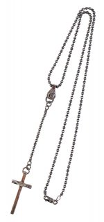 GANGSTERVILLE × GALCIA [-PENDANT - ROSARY- SILVER925]