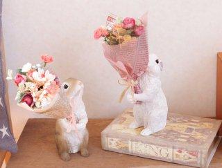 あなたにお花を届けます。 / CHEERFUL FRIENDS Rabbit