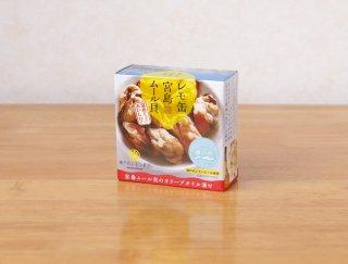 レモ缶 - 宮島ムール貝のオリーブオイル漬け