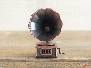 アンティークな鉛筆削り - 蓄音機