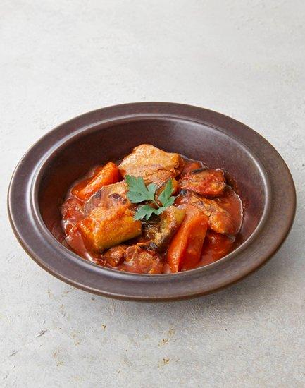チキンのトマト煮の画像2