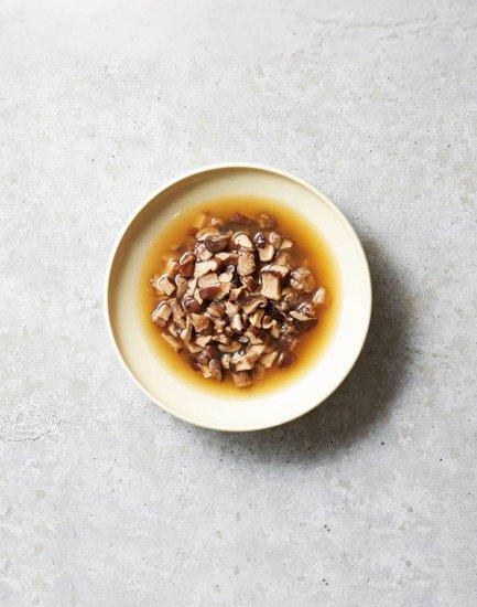 キノコのスープ  (糖尿病の患者様向け)の画像1