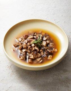 キノコのスープ  (糖尿病の患者様向け)