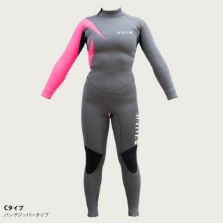ウェットスーツ|プリミティブ・セミドライ