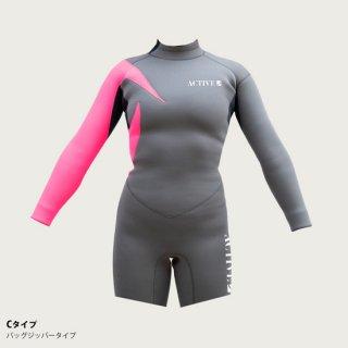 ウェットスーツ|プリミティブ・ロングスプリング