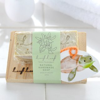 セダン草石鹸 70g(板付き)