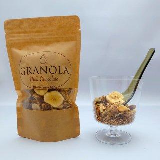 グラノーラ ミルクチョコレート